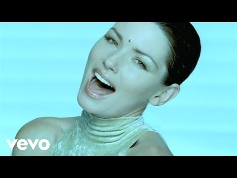 Shania Twain - From This Moment On Music Videos