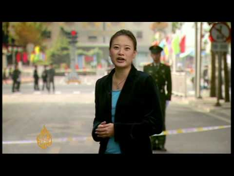 China shows military might at anniversary celebration - 1 Oct 09