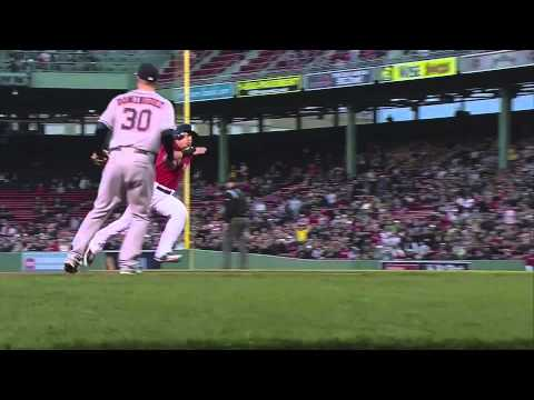 Dustin Pedroia Highlights -- 2013