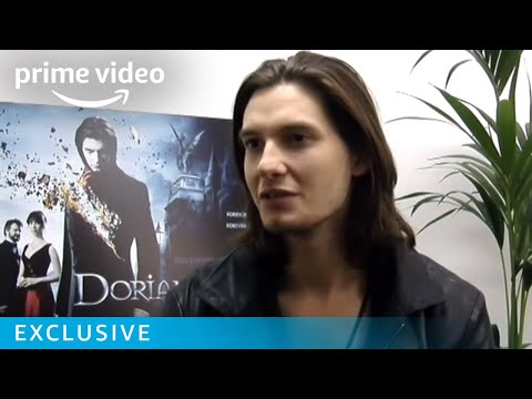 Sexy Ben Barnes talks eternal youth in Dorian Gray Video