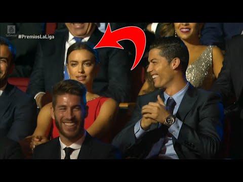 Eva Hache a Cristiano Ronaldo:
