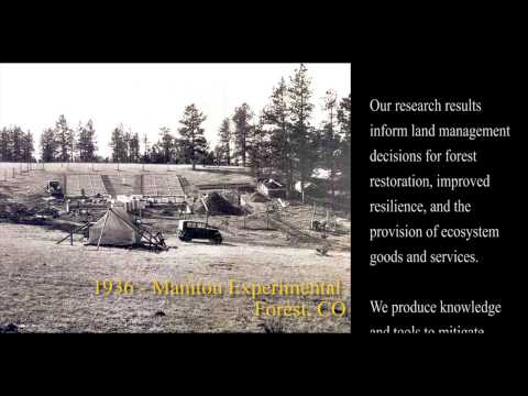 Forest Service Research & Development 100th Anniversary