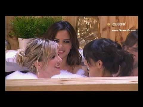 Anna Simon y Paula Garber (beso lsbico de nuevo... ) Music Videos