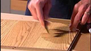 How to repair damaged laminate floor with FloorFil