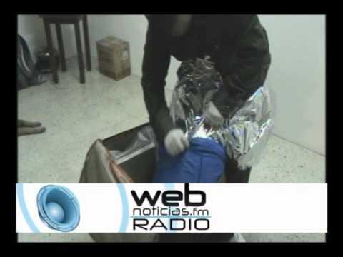 Caen 47 kilos de cocaína en el aeropuerto Alfonso Bonilla Aragón de Palmira