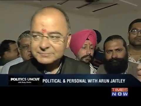 Politics Uncut: Arun Jaitley - Part 2