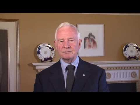 Governor General of Canada's Smart & Caring Address
