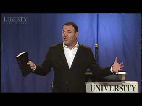 Mark Driscoll - Liberty University Convocation
