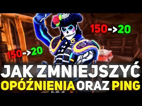 Jak Zmniejszyć Opóźnienia Oraz Ping W Grach! (Cs Go, Pubg, Fortnite.. OPIS!)