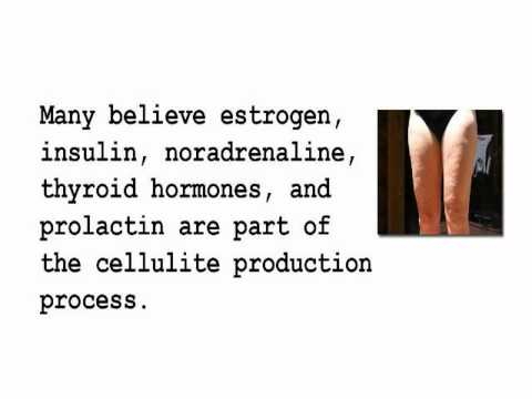 Cellulite Vitamins video