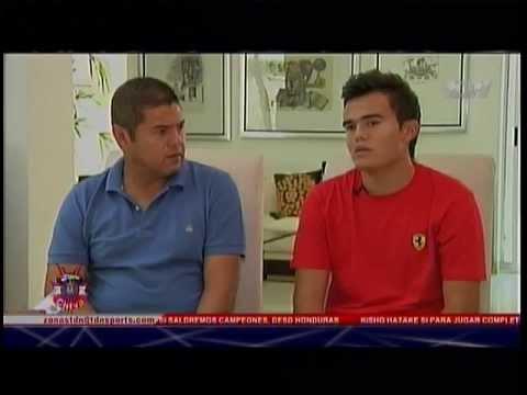 Entrevista de Chapis con Daniel Guzman y Daniel Guzman Jr. Zona Chiva TDN 18  de Juno de 2013
