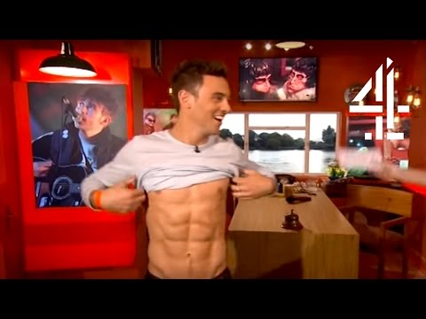 TFI Friday | Tom Daley - Freak or Unique | Channel 4
