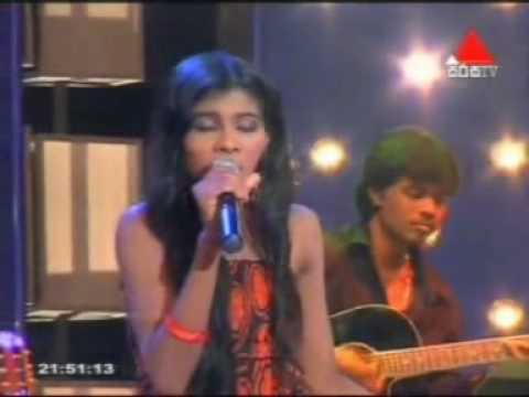 Shanika Madhumali -  Akasaye Kurullo- 20-9-2009 video