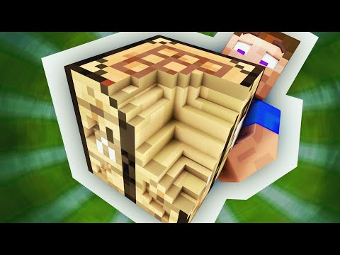 ЧТО С ВЕРСТАКОМ?! - Обзор Мода (Minecraft)