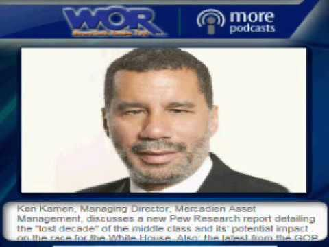 Ken Kamen on The Governor David Paterson Show (08.27.12)