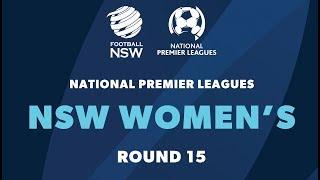 NPL W NSW, Round 15, North Shore Mariners FC v Sydney Olympic FC NPLWNSW