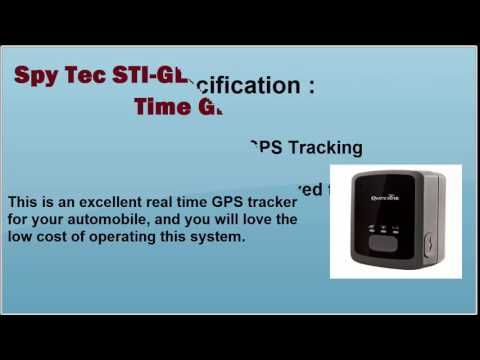 Best Three Real Time GPS Tracker