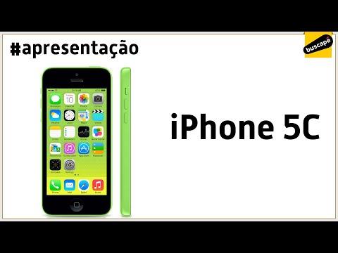 iPhone 5C 8GB - Apresentação