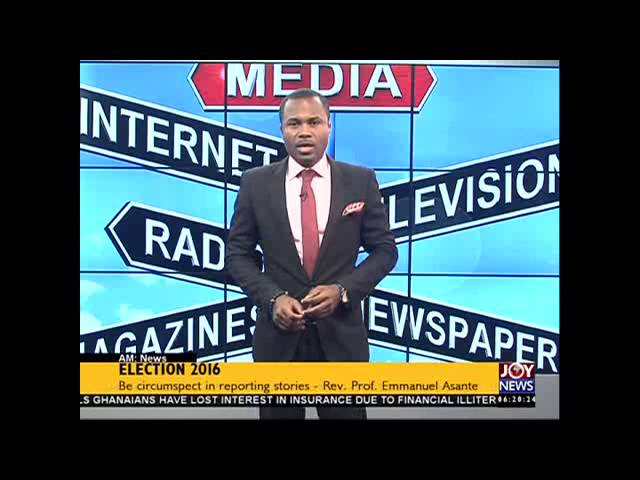 AM News on Joy News (30-11 -5)