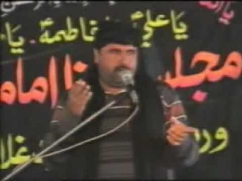 Zakir Syed Amir Abbas Shah Rabani  Baberloi Khairpur Sindh 2011,part.1.flv video