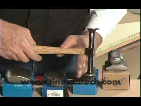 Body Hammers and Dollies - Metalworking Tips from TM Tech