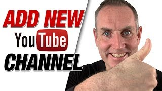 Add YouTube Channel To Your Account