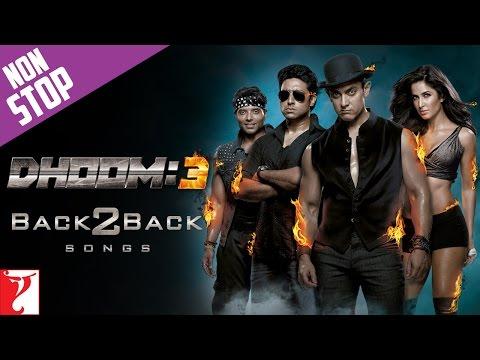 #Back2Back : Dhoom:3 - Aamir Khan | Katrina Kaif