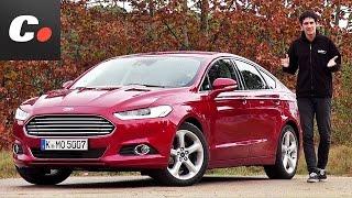 Ford Mondeo - Prueba coches.net / Análisis / Test / Review en español