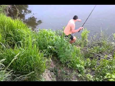 рыбалка ультралайтом в ручьях