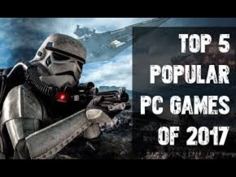 TOP 5 GAMES OF 2017 ON 1GB GRAPHICS CARD