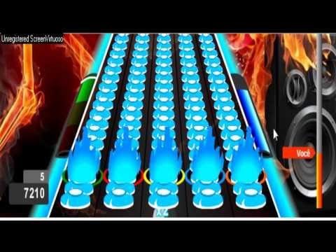 Guitar Flash Custom DNA Uber Solo PASSED 66