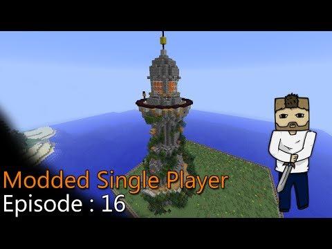 Minecraft MSP Episode 16 - ماين كرافت موديد سنقل بلاير الحلقة 16