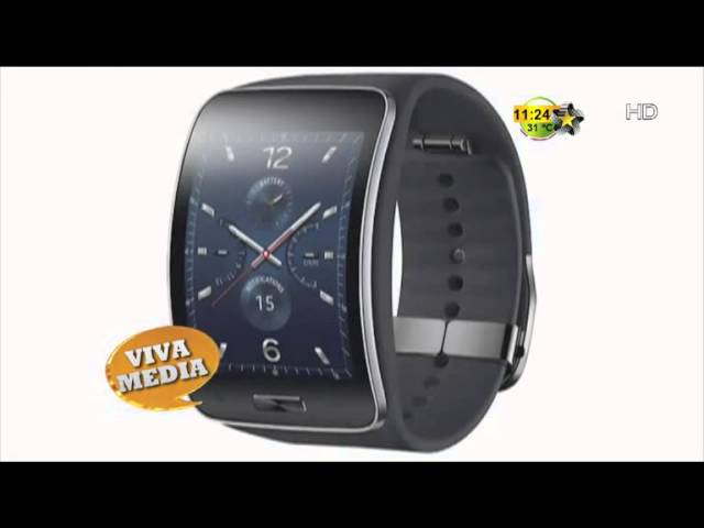 Viva Media (Nuevo Galaxy Gear Smart Watch y logo de Hershey)