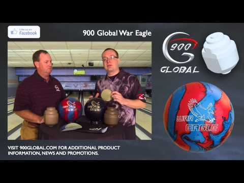 900 Global War Eagle Video