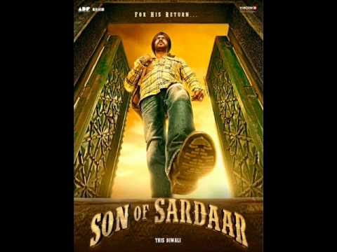 Bichdann  - Son Of Sardar 2012 - Rahat Fateh Ali Khan - Full Song.. video