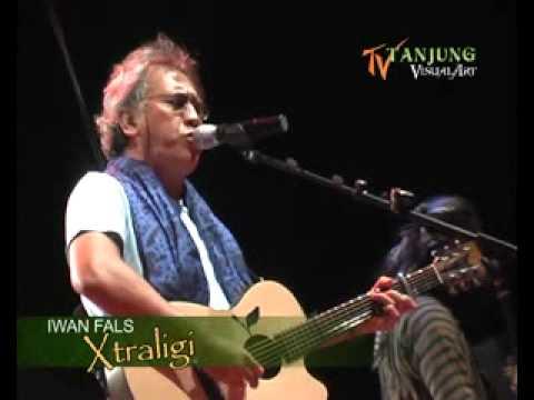 Iwan Fals - Kota - live @ Saburai Lampung