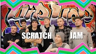 Scratch Jam / DMC ODESSA / hip hop birthday / The Get Down
