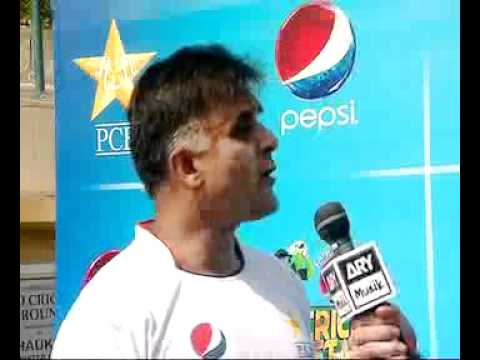 Pepsi Cricket Stars in Islamabad
