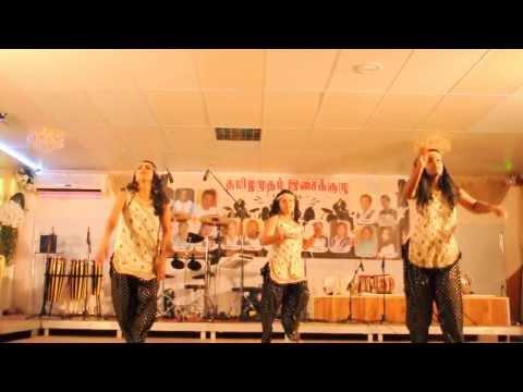 Tamilgirls dance performance