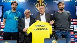 Presentación 'III Trofeu Villarreal CF'