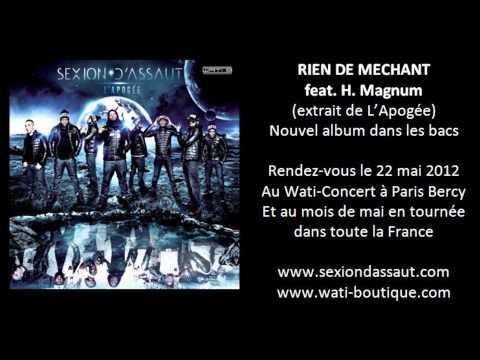 Sexion D Assaut - Rien De Méchant ft. H. Magnum [L Apogée