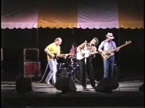 peter rowan - thirsty in the rain - 7/9/88 cleveland heights ohio