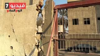 بالفيديو.. نيابة قصر النيل تعاين آثار اقتحام الألتراس للنادى الأهلى