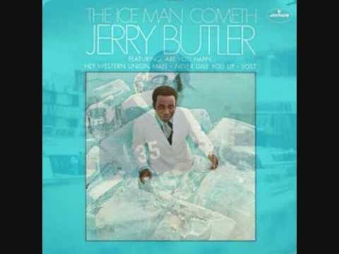 Jerry Butler-just Because I Reall Love You video