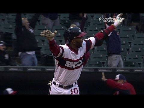 Ramirez drills walk-off home run