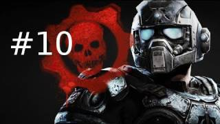 Gears of War 3: Road to Anthony Carmine - Episode 10: Thrashed (Horde)
