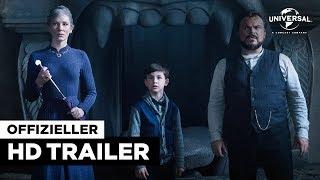 Das Haus der geheimnisvollen Uhren - Trailer HD deutsch / german - Trailer FSK 12