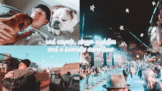 red carpets, doggo cuddles & friendly adventures!?? (weekly vlog)