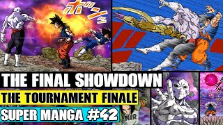 THE FINAL FIGHT! A NEW ARC BEGINS! Dragon Ball Super Manga Chapter 42 Review