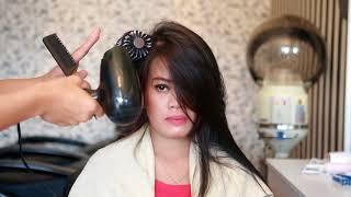 Tutorial Pemakaian Hair Dryer HP 8119 Kerashine & Hair Dryer HP 8108